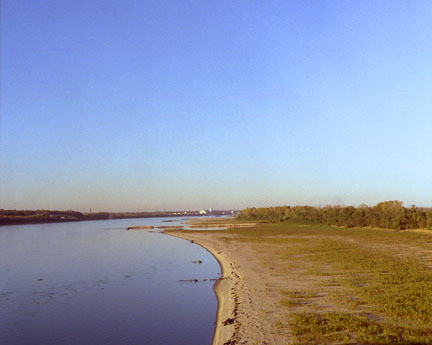 The Jefferson Barracks Dike Field, St. Louis Harbor